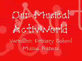 Our Musical ActivWorld