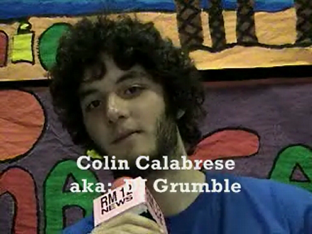Interview with Colin Calabrese Playwriter Part 1