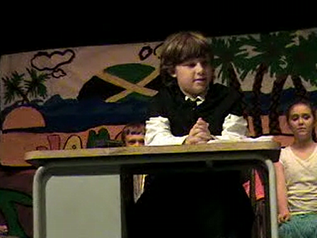 Students Reflect On Their Play Performances