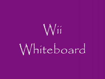 wiiwhiteboard