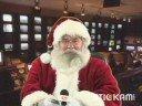 Santa's Breaking News Flash
