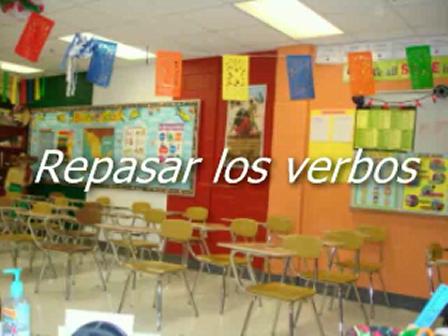Repasar los verbos 1
