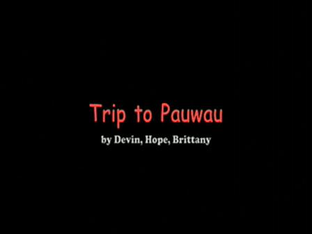 PauWau Podcast 3