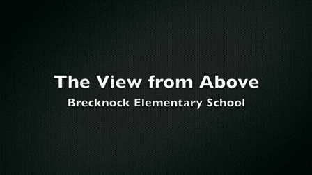 Flight over Brecknock Elem.