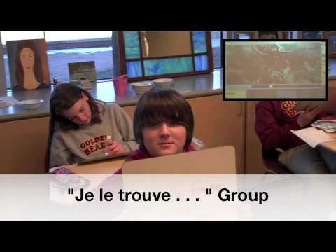 Critiquing Films en français