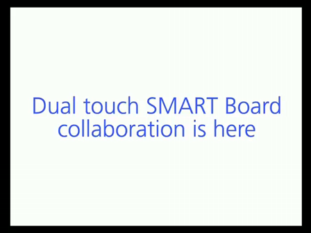 SmartEd Services presents the new Dual-Touch SMART Board!