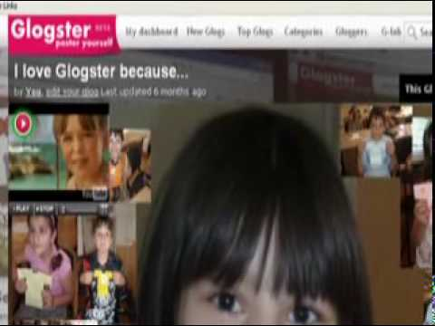 PROJECT WORK WITH GLOGSTER