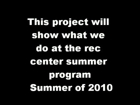 final project credits