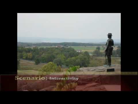 American Civil War Augmented Reality Project Proposal
