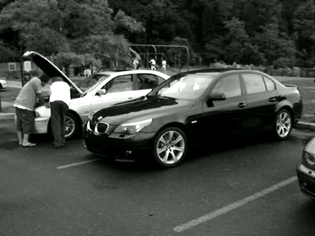BMW Car Show