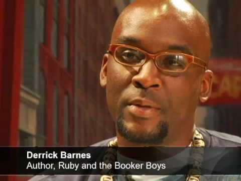 Derrick Barnes Interview