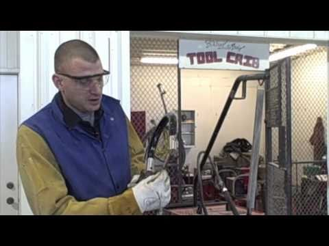How To Plug Weld For Auto Body Collision Repair Work - Collision Repair Technology Program