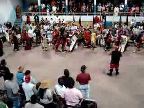 Alaskan Potlatch Ceremony