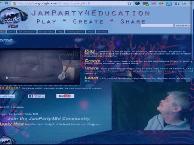 For Educators--Getting Started with JamParty4Education