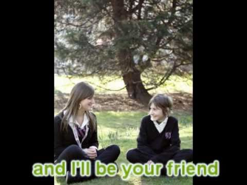 """Bill Withers """"Lean On Me"""" - Peer Mentoring PSA"""