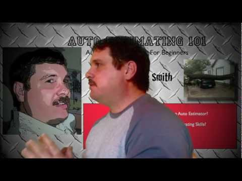 How To Make A Career From Writing Auto Repair Estimates - Auto Estimating 101 Episode