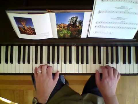 New Age Piano Lessons - November Sunrise