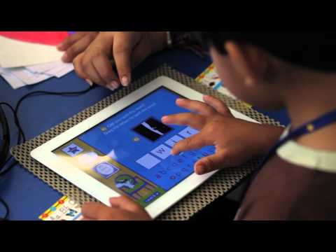 Summer Bridges Program - iPad Success in Preschool Education