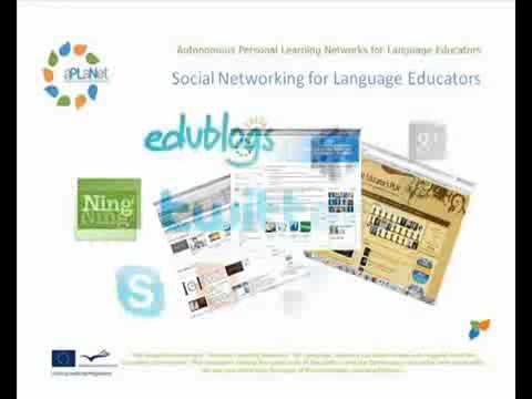 aPLaNet What is a Personal Learning Network (PLN)