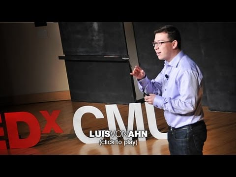 Luis von Ahn: Massive-scale online collaboration