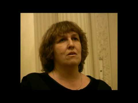 Parfenova Galina (Russia) - Overtone Singing
