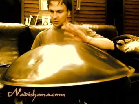Spacedrum - Nadishana (my tribute to hang drum cult:)
