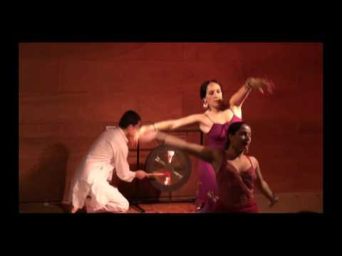 Gong danzato e danzante