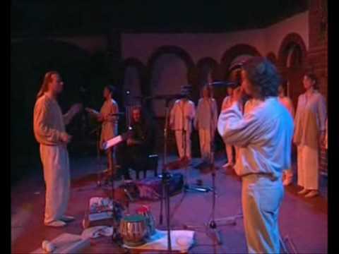 Abwun, a mantric oratorio