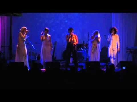 Yellow Sisters: Ocean w/ guest overtone singer Kiva