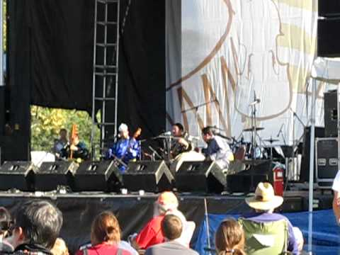 Khogzhumchu at the Richmond Folk Festival 2009