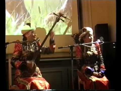 HOELUN - Das mongolische Frauen-Duo 2