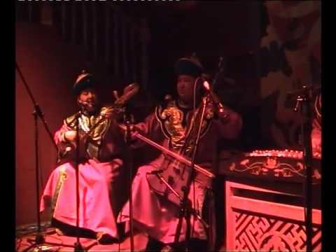 KHUKH MONGOL Music guppe