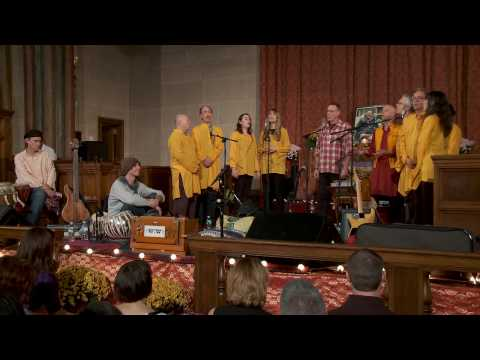 "Krishna Das, with Baird Hersey & Prana ""My God Is Real"""