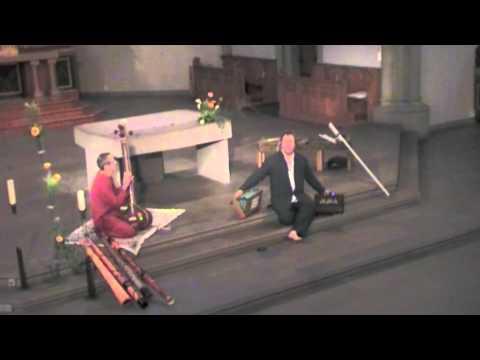 """Soundscapes"":  Willi Grimm & Jens Mügge in St.Gallen"