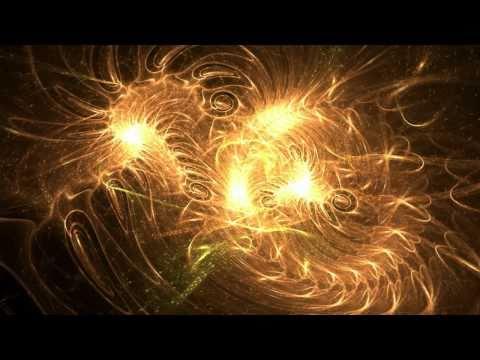 fractal floating animation