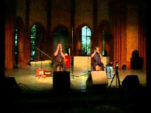 Four  Jew's harps in Duet