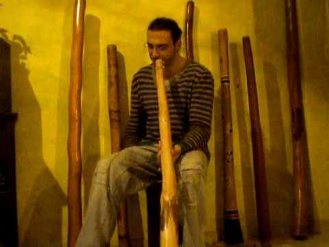 Didgeridoo Windproject Contest - Fabio Gagliardi