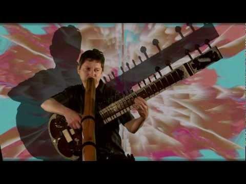 Didgeridoo & Sitar - GöG - live experiment - mellow ambient