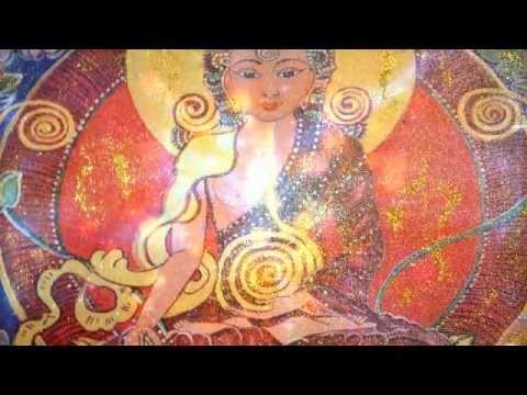 """""""schamanische Geschichte""""  Nepal Gong & Stimme"""