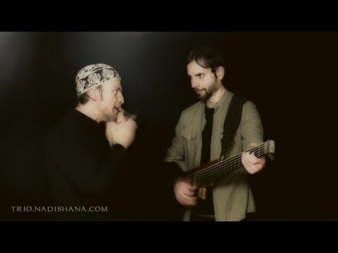 Nadishana - Armin Metz *Gurgang*, bass - jaw harp duo.