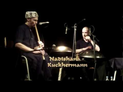 "Nadishana - Kuckhermann Duo ""Inflected Inception"" @ Moscow Hang Festival"