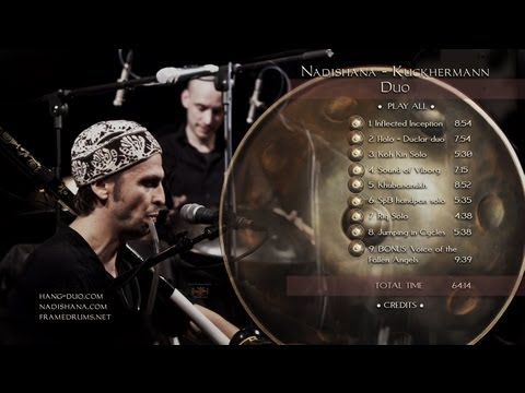 New live album out! Nadishana - Kuckhermann Duo