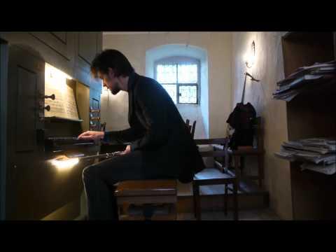 Improflötation mit Orgelpedal, Oberton und Säge