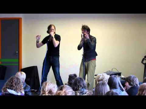 Plunk - beatbox en mondharp