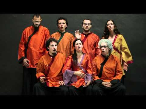 MuOM - overtone singing improvisation