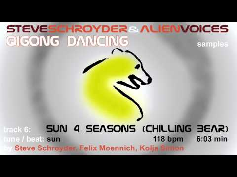 "Steve Schroyder & Alienvoices ""Qigong Dancing"" Samples"