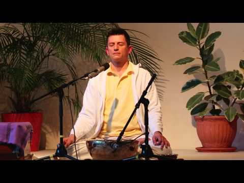 Singing Bowl Meditation with Atmamitra