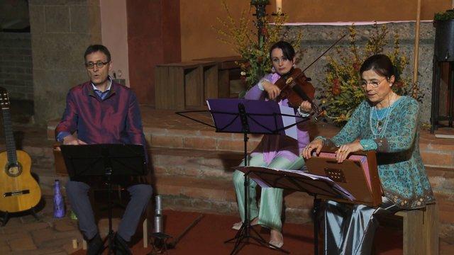 vola voce with viola - Helles Licht im Ohr