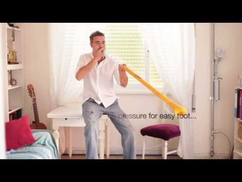 "Didgeridoo ""Slider"" by AboriginalTrip"