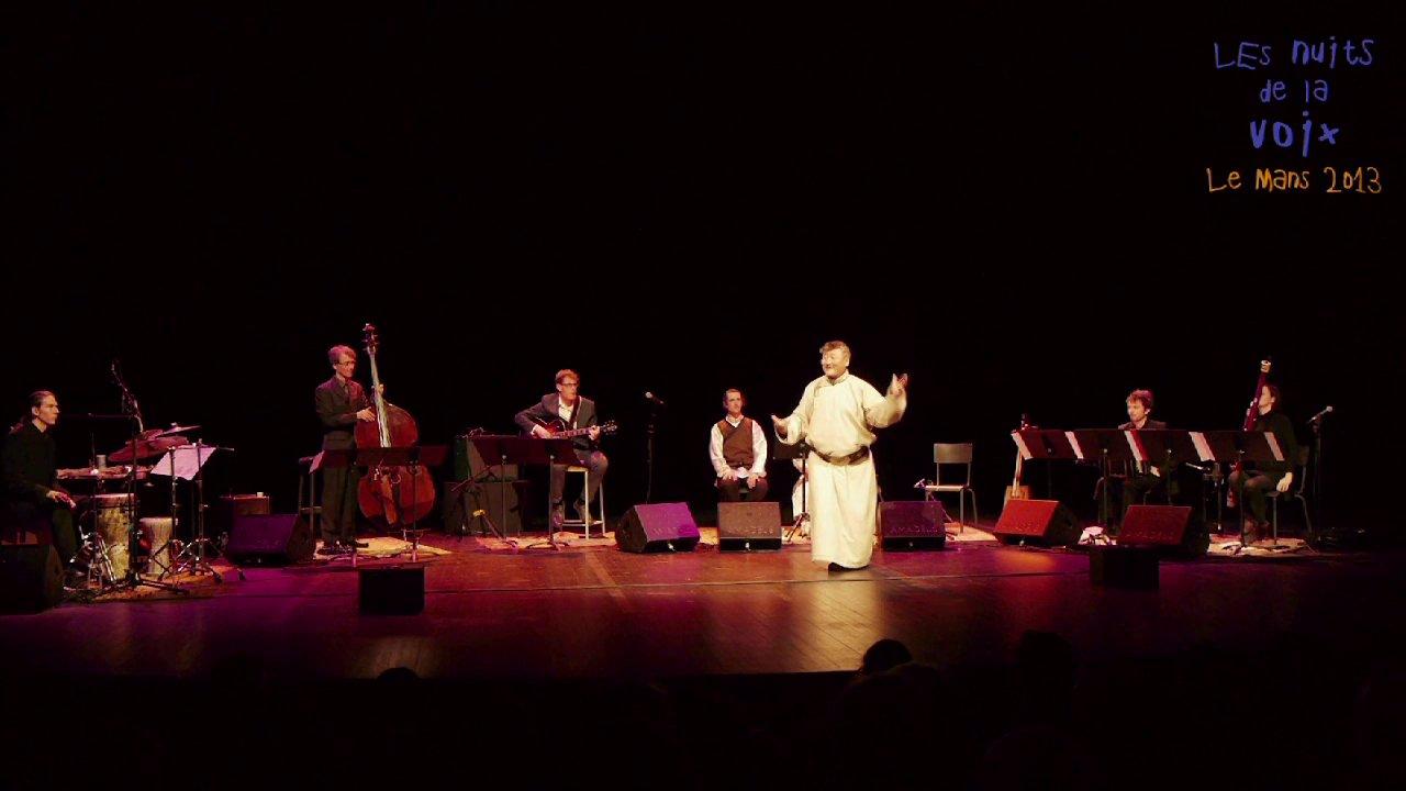 Urbi & Orbi - Nuits de la voix 2013